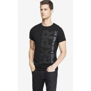 Express Men's 5th Avenue NYC Graphic Tee